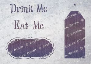 Alice Drink Me